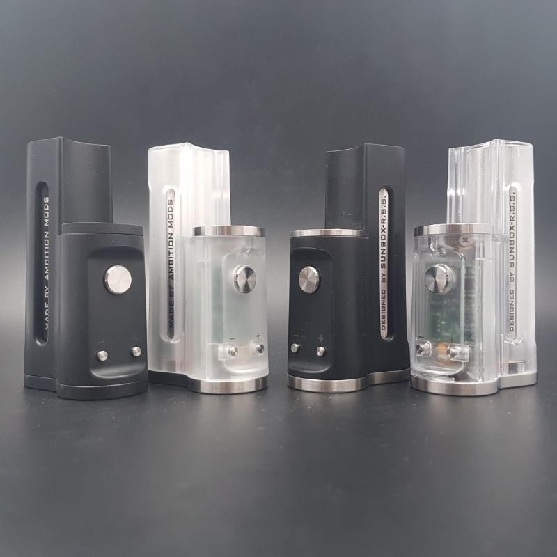Box Easy 60W - Ambition Mods X Sunbox