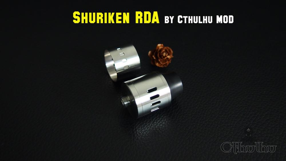 Shuriken CTHULHU RDA