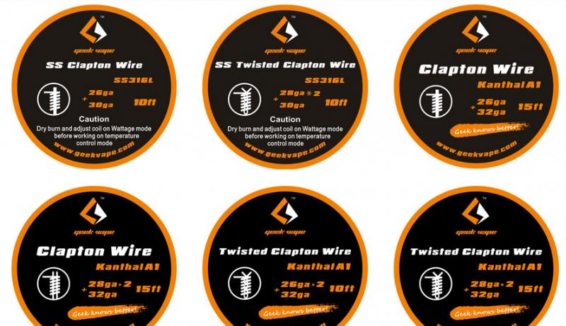 GeekVape wire