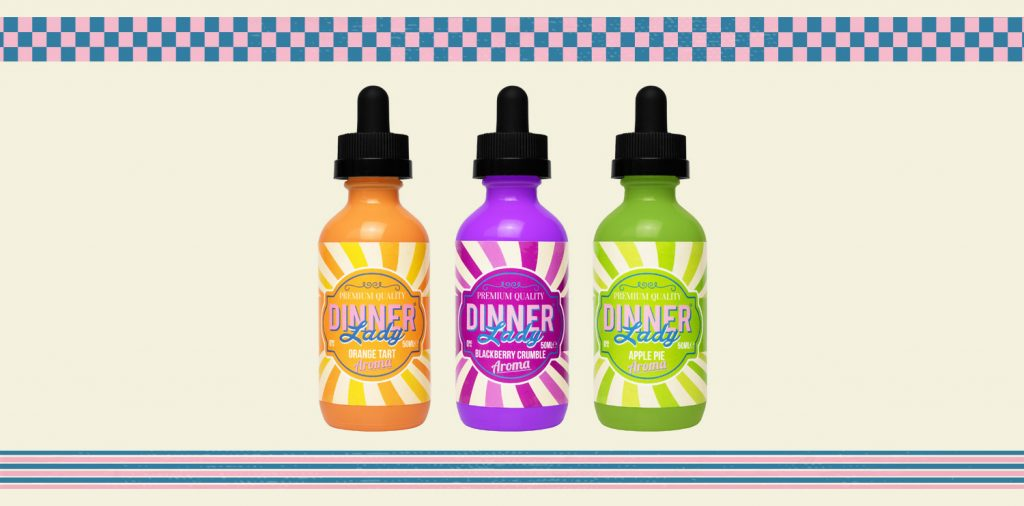 ***Novos*** Eliquid Dinner Lady 0mg