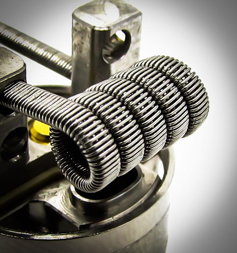 Super coils Fumytech