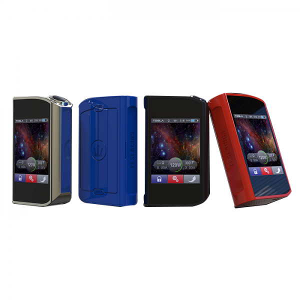 Tesla Touch 150 TC Box MOD