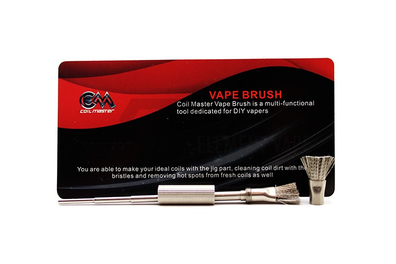 Coil Master Pincel Escovilhão vape brush