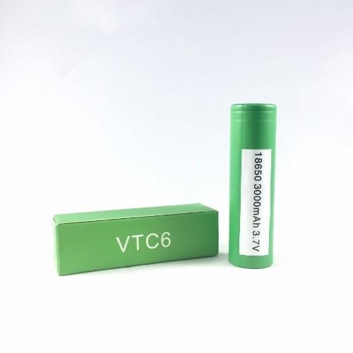 bateria Sony / Murata VTC 6 - 18650