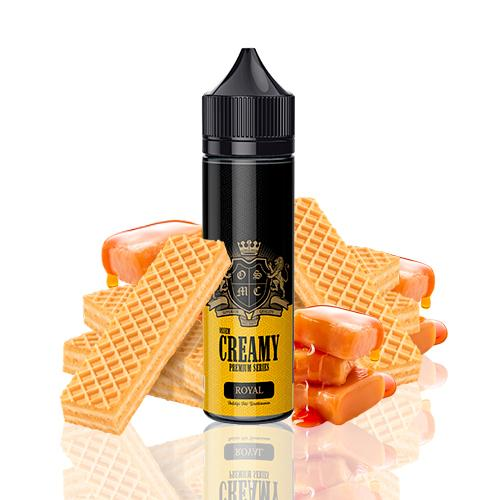 Eliquid Ossem Juice Creamy Premium Series 50ml