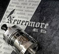 Nevermore MTL RTA - Unicorn Vapes Inc
