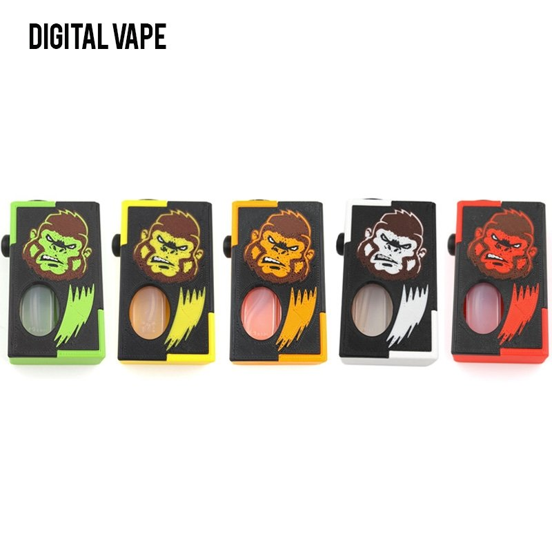BOX BF GORILLA DIGITAL VAPE V2