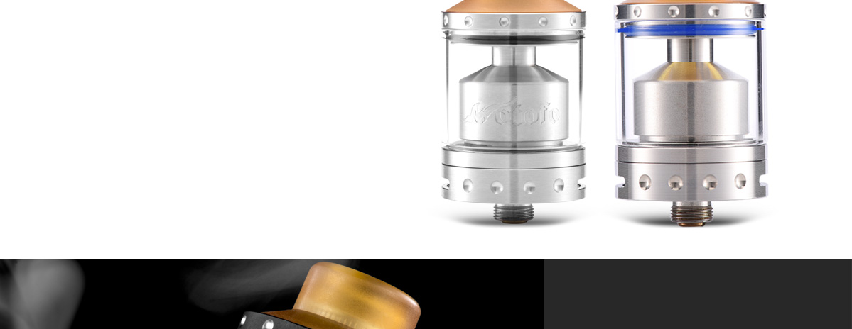 WOTOFO THE VIPER RTA