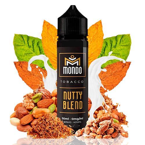 Eliquid Mondo 50ml - 7 sabores em opção