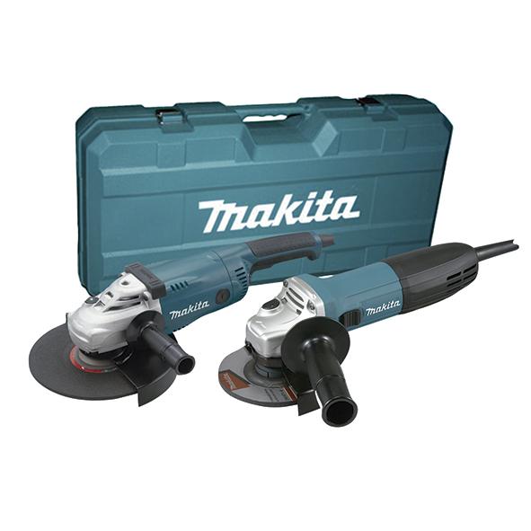KIt rebarbadoras Makita GA9020S + GA4530R