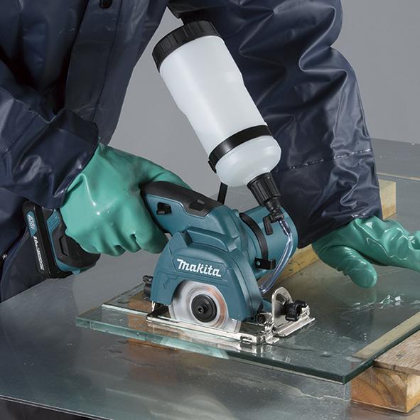 Cortadora de Diamante 85mm Bateria 10,8V Makita CC301DSAE