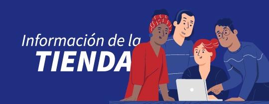 INFORMACIÓN DE LA TIENDA