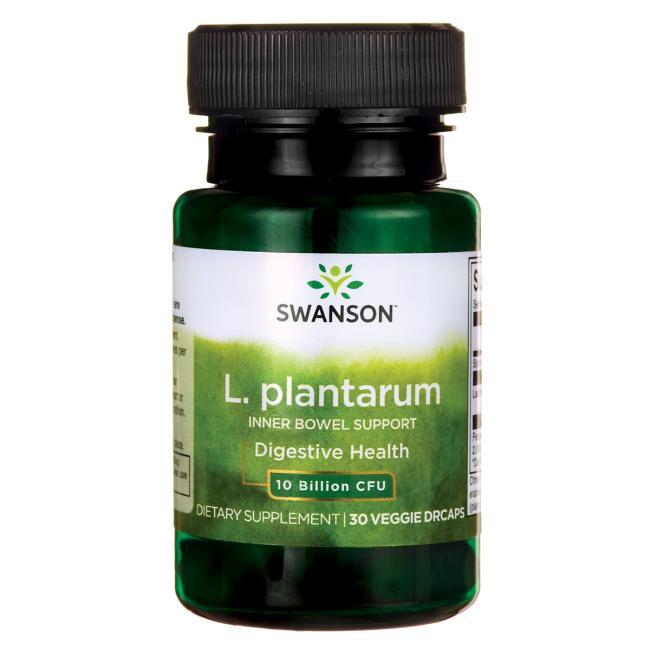 Probiotico L- Plantarum 10 billones