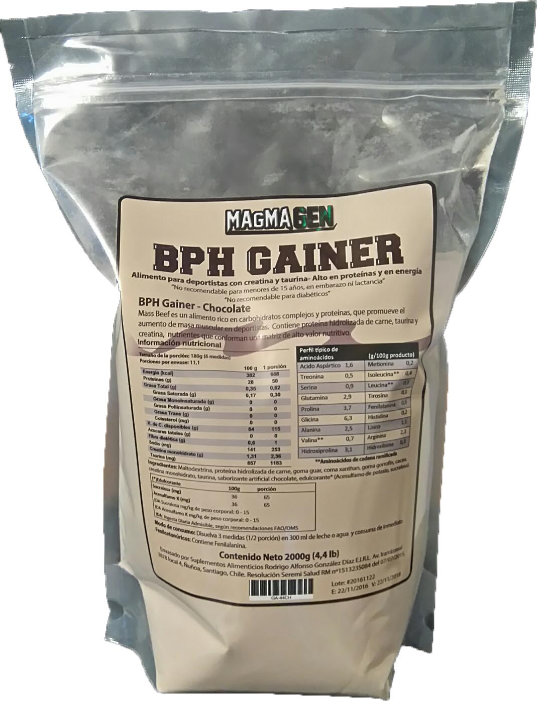 BPH Gainer 4,4 lb