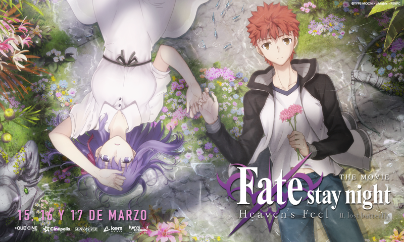 Reseña - Fate/Stay Night: Heaven's Feel II. Lost Butterfly