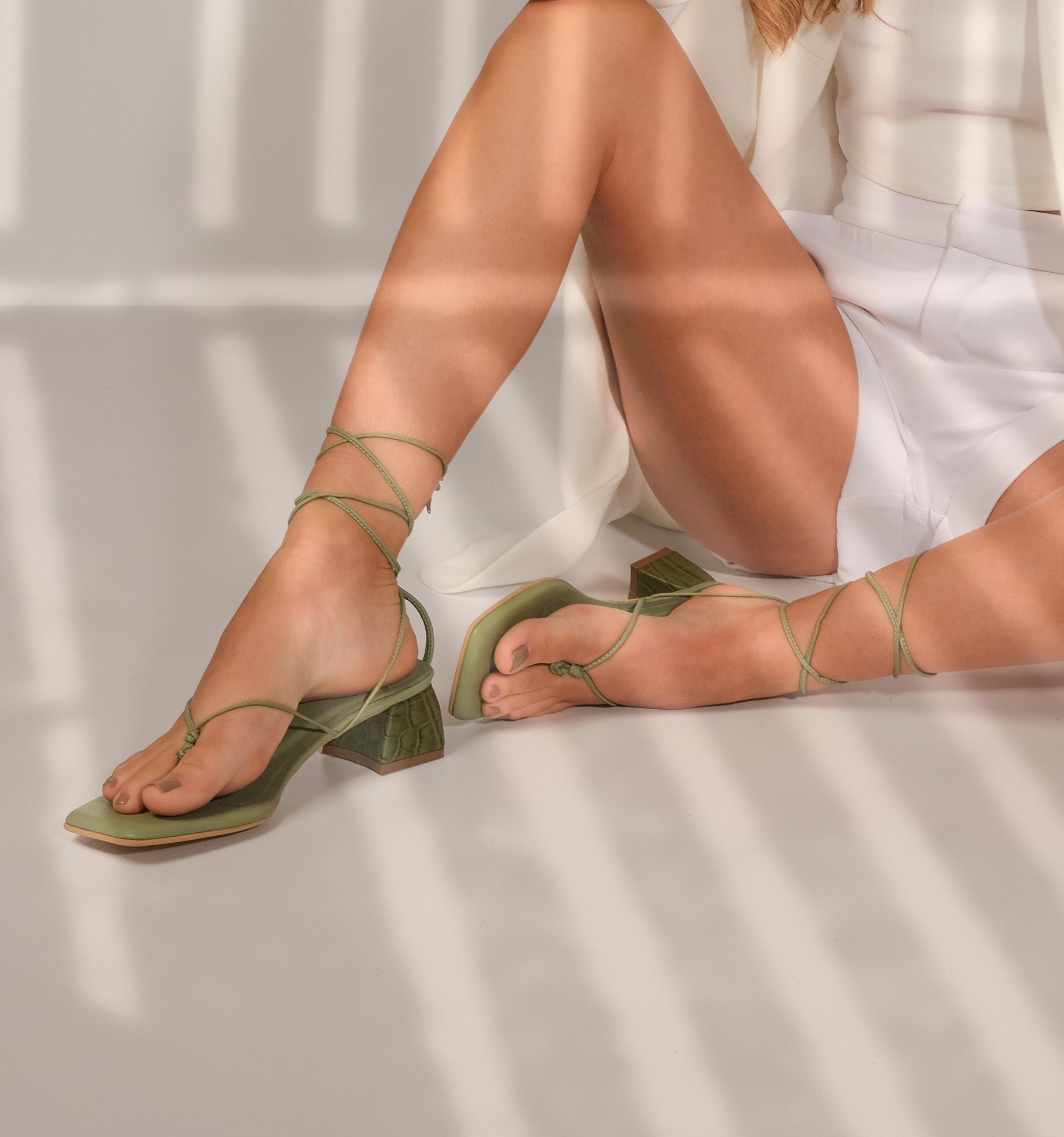 Amazonas Heels
