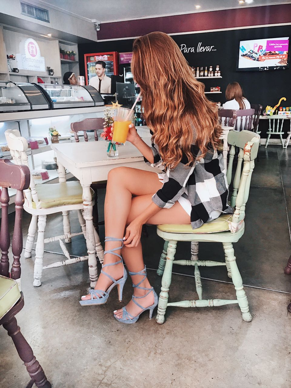 Aurelia sandals