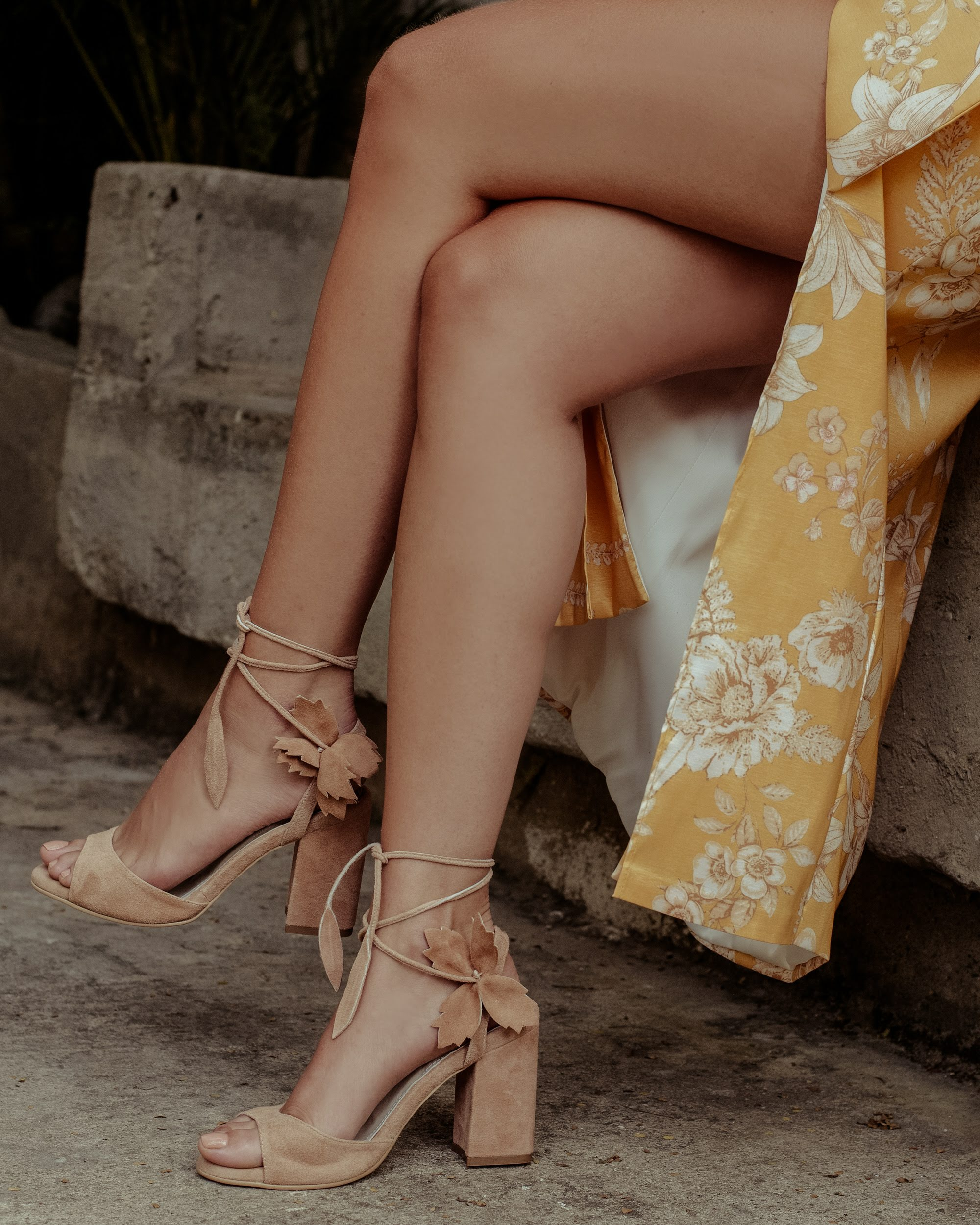 Hojas Heels