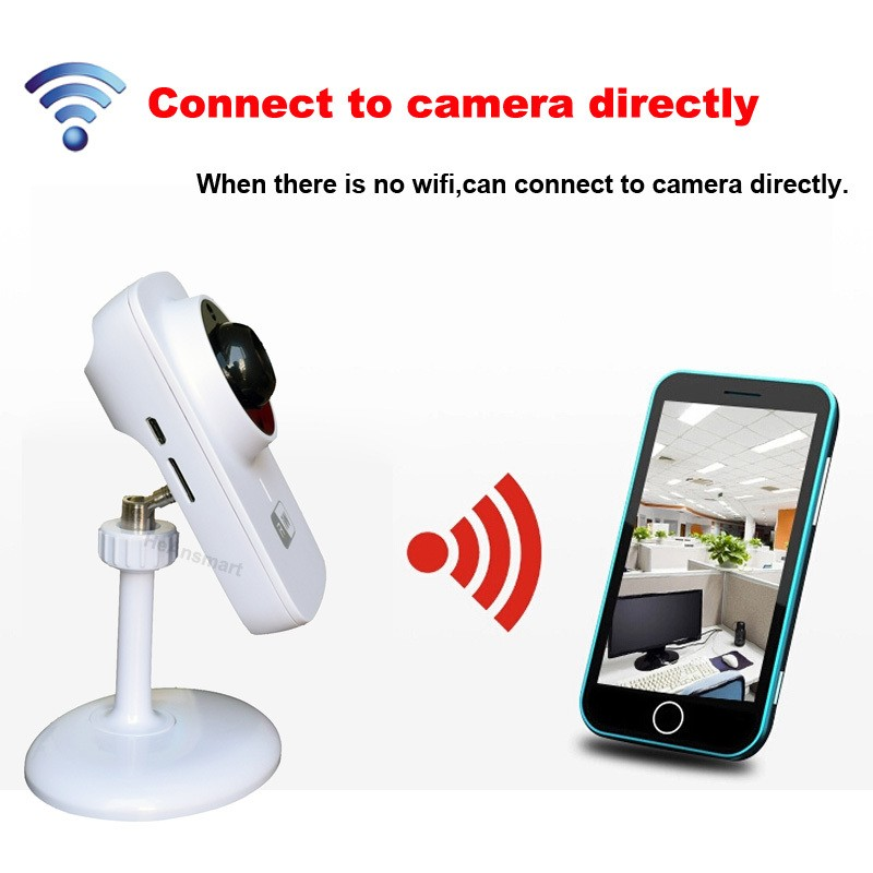 MINI CAMARA IP WIFI V380