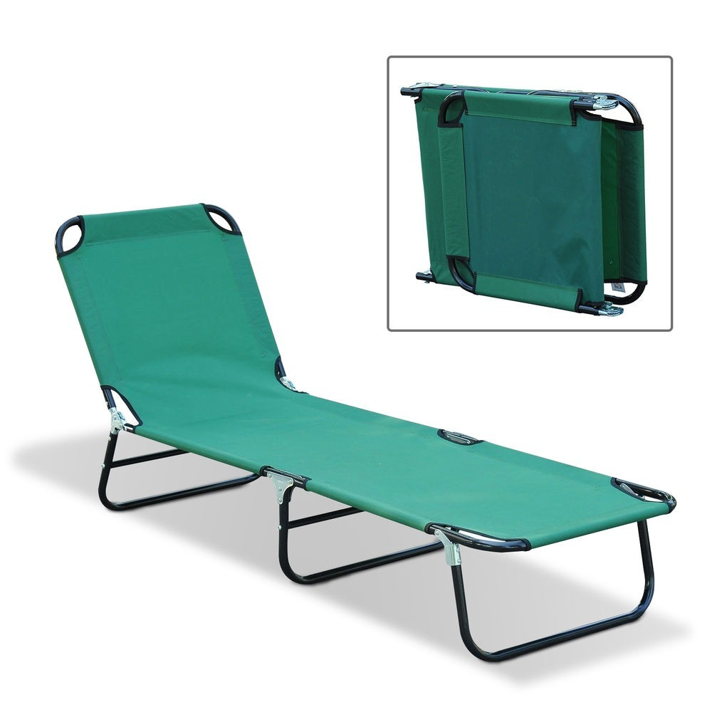 Silla Reposera Plagable - Playa y Camping