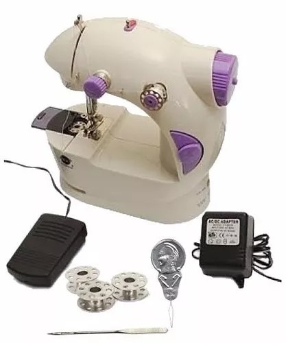 Maquina De Coser Portatil Mini Sewing Machine
