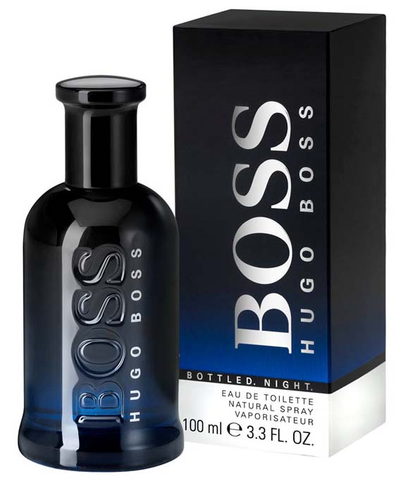 Perfume para Hombre Boss Night de Hugo Boss 100 ml