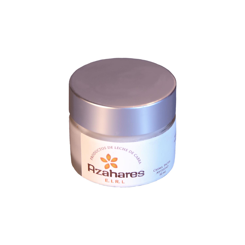 Crema Facial rejuvenecimiento - Leche de cabra