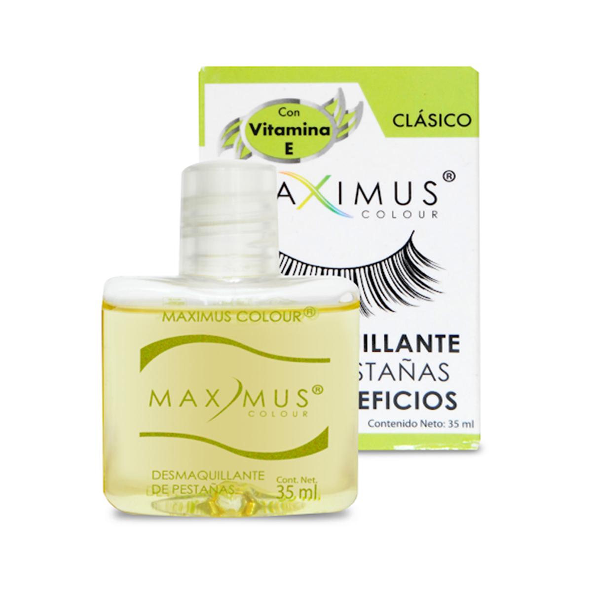 Aceite Desmaquillante para Pestañas - Clásico - Vitamina E