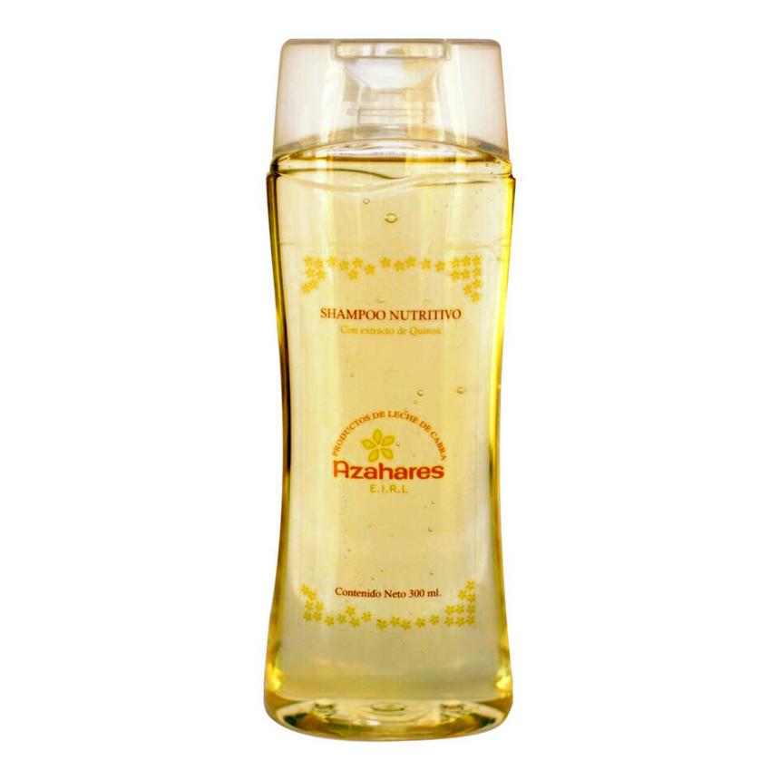 Shampoo nutritivo - Quinoa