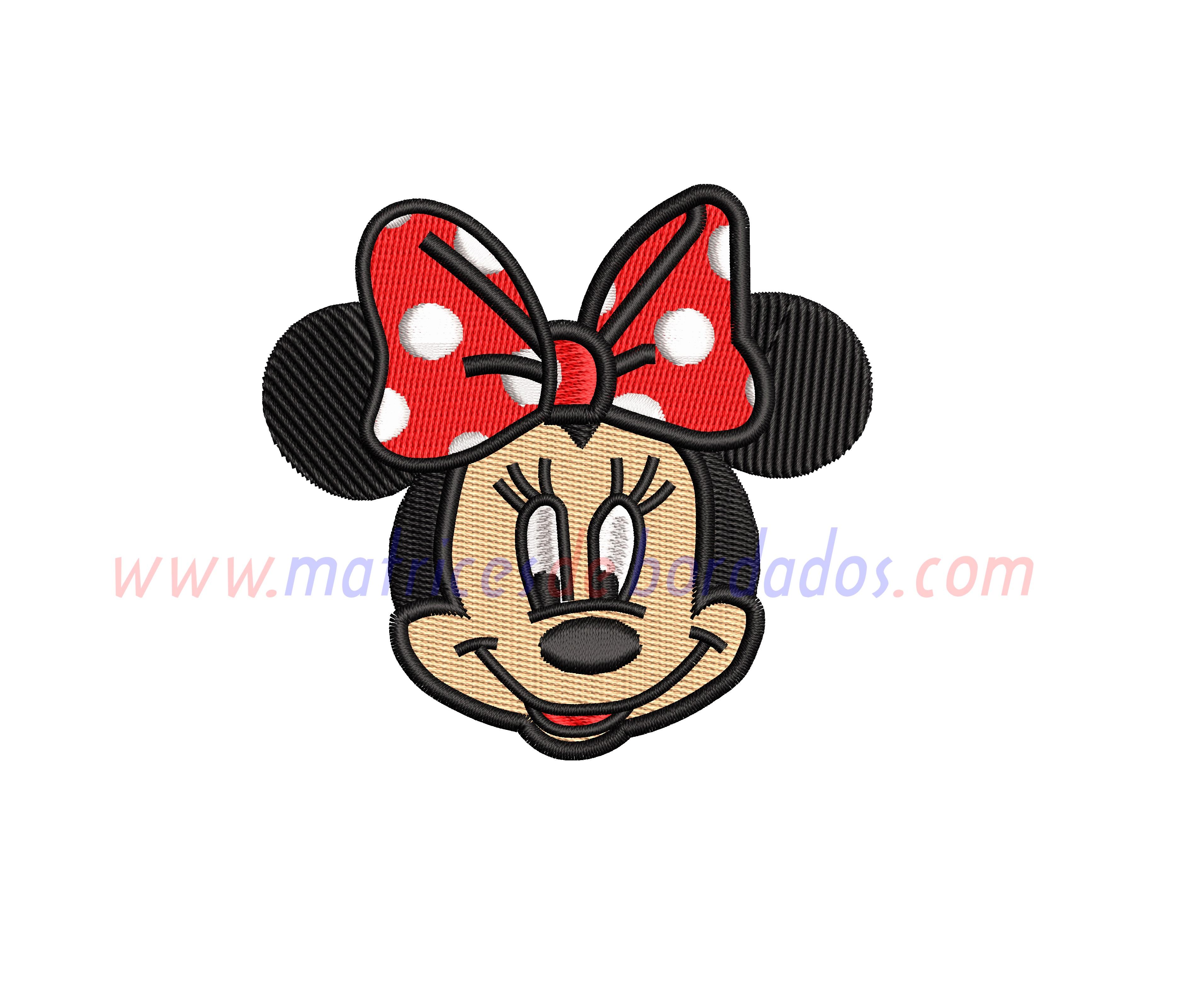 TC71VS - Minnie Mouse