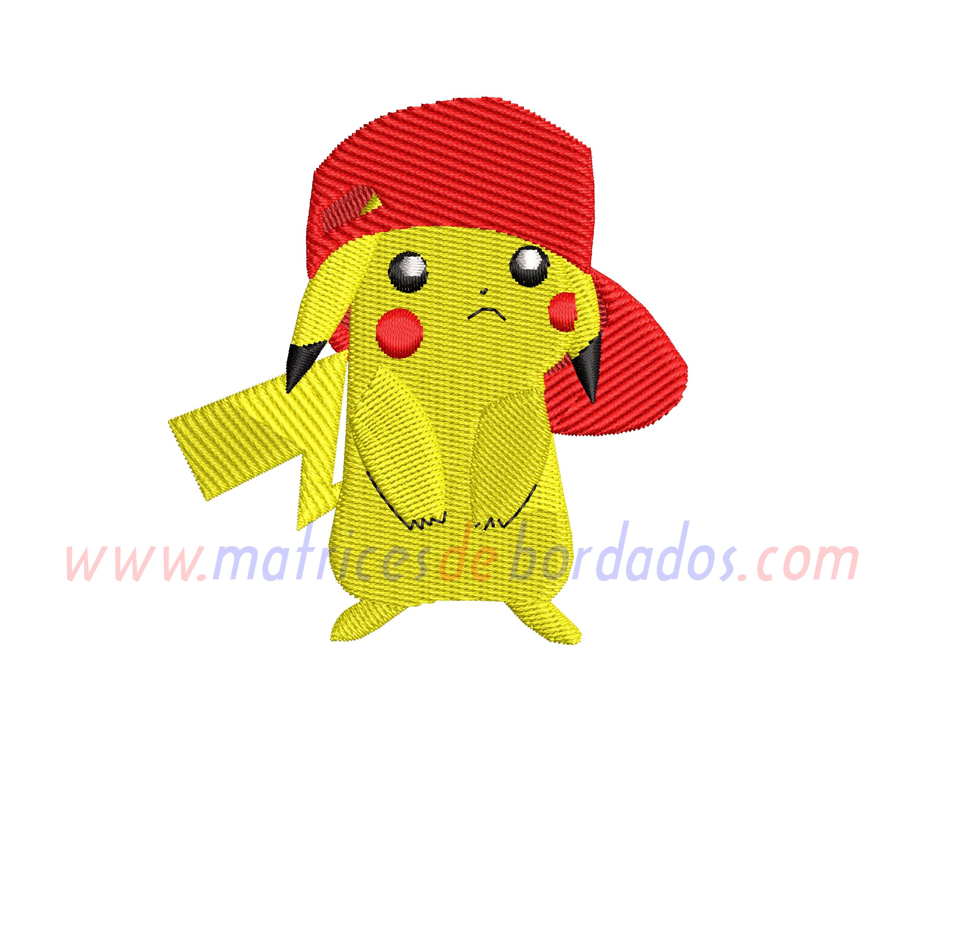 RF98YQ - Pikachu