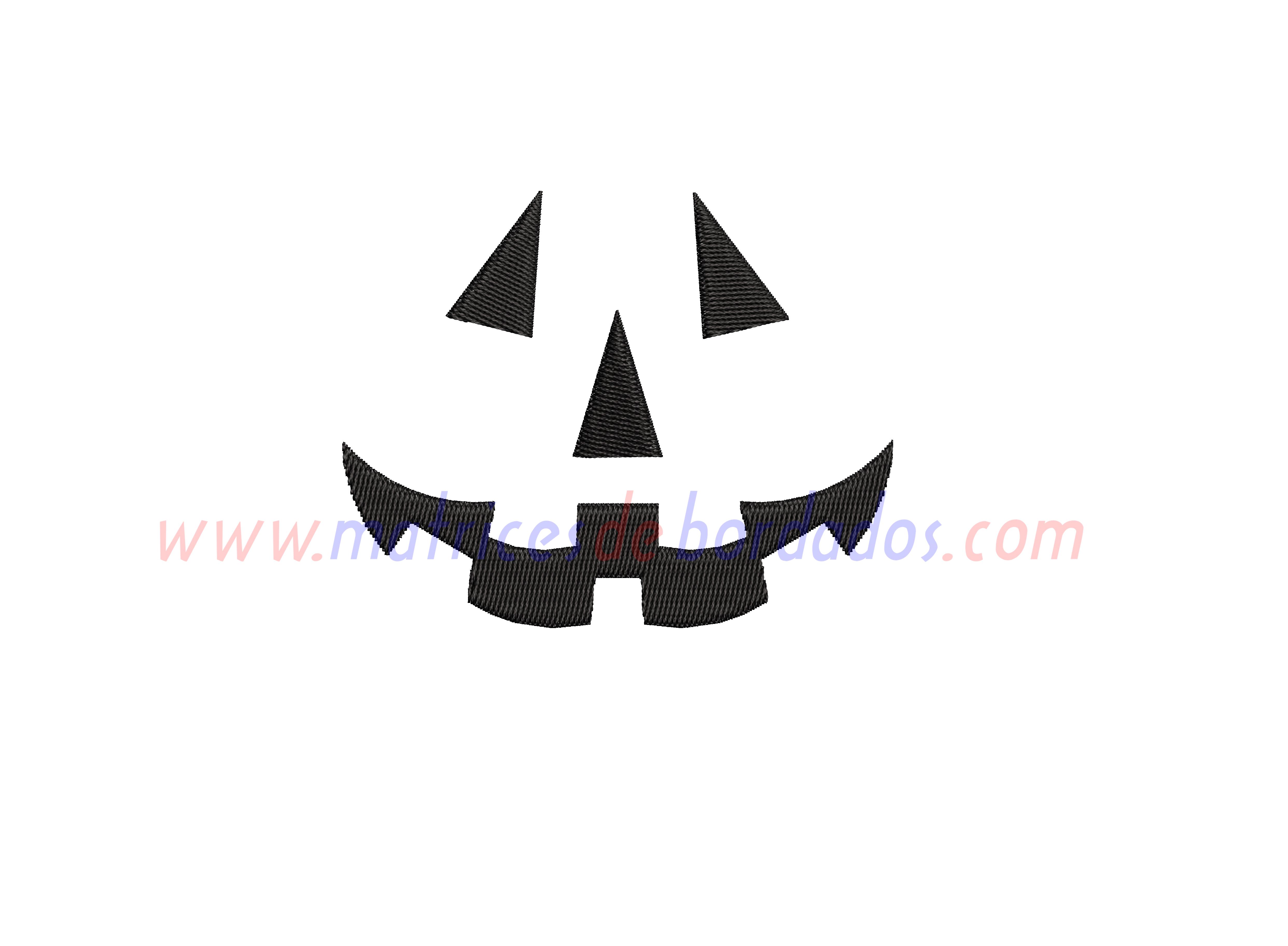 VR66XA - Cara de Calabaza Halloween