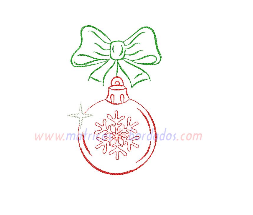RV56ZK - adorno navidad cascabel