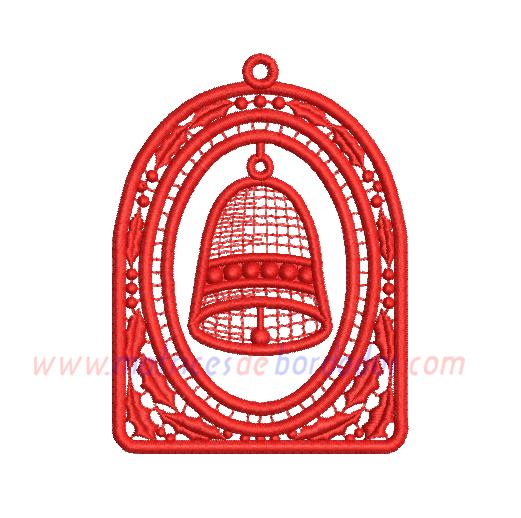 QA65CK - campana de navidad en FSL