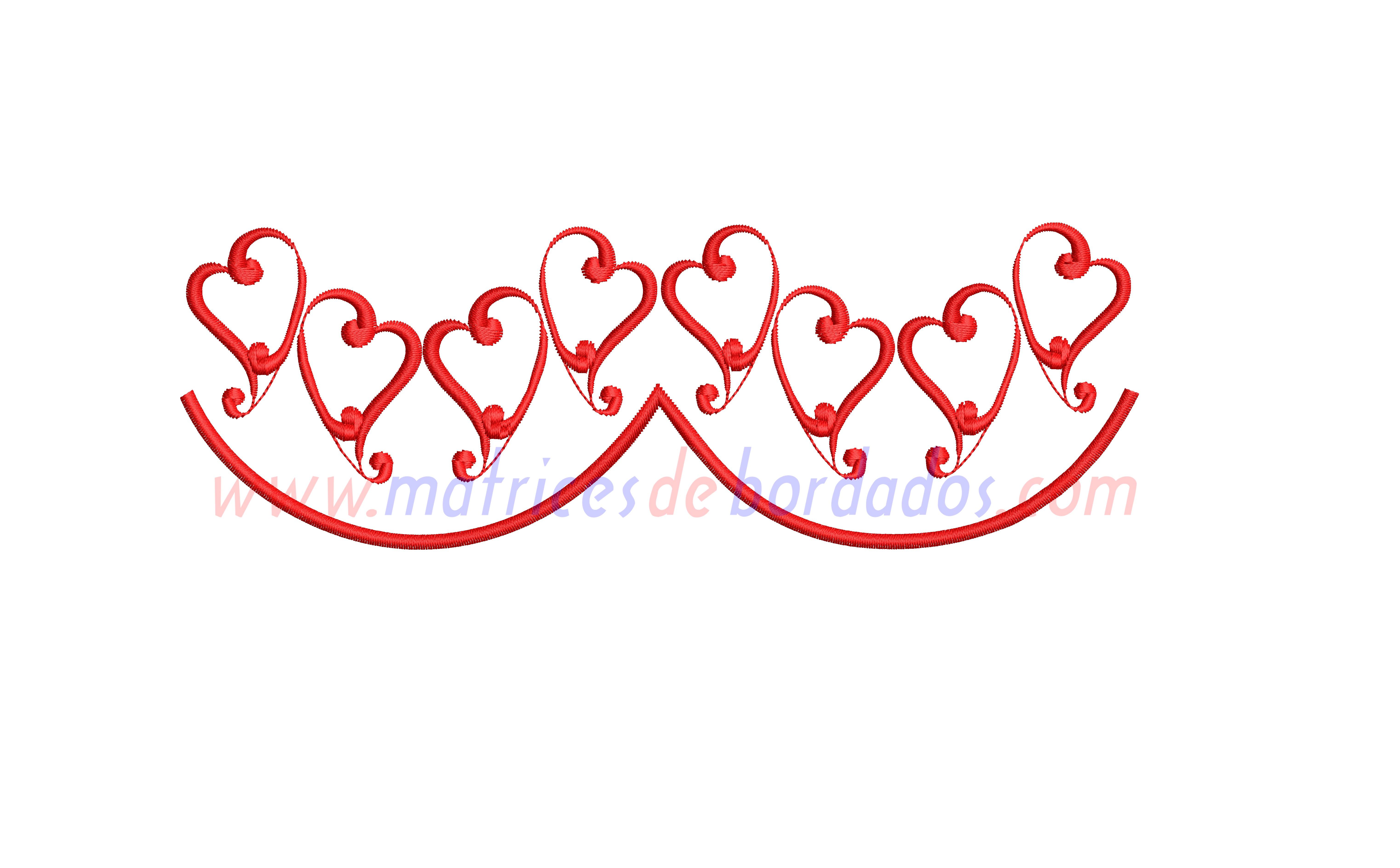 CA42BS - Múltiples corazones