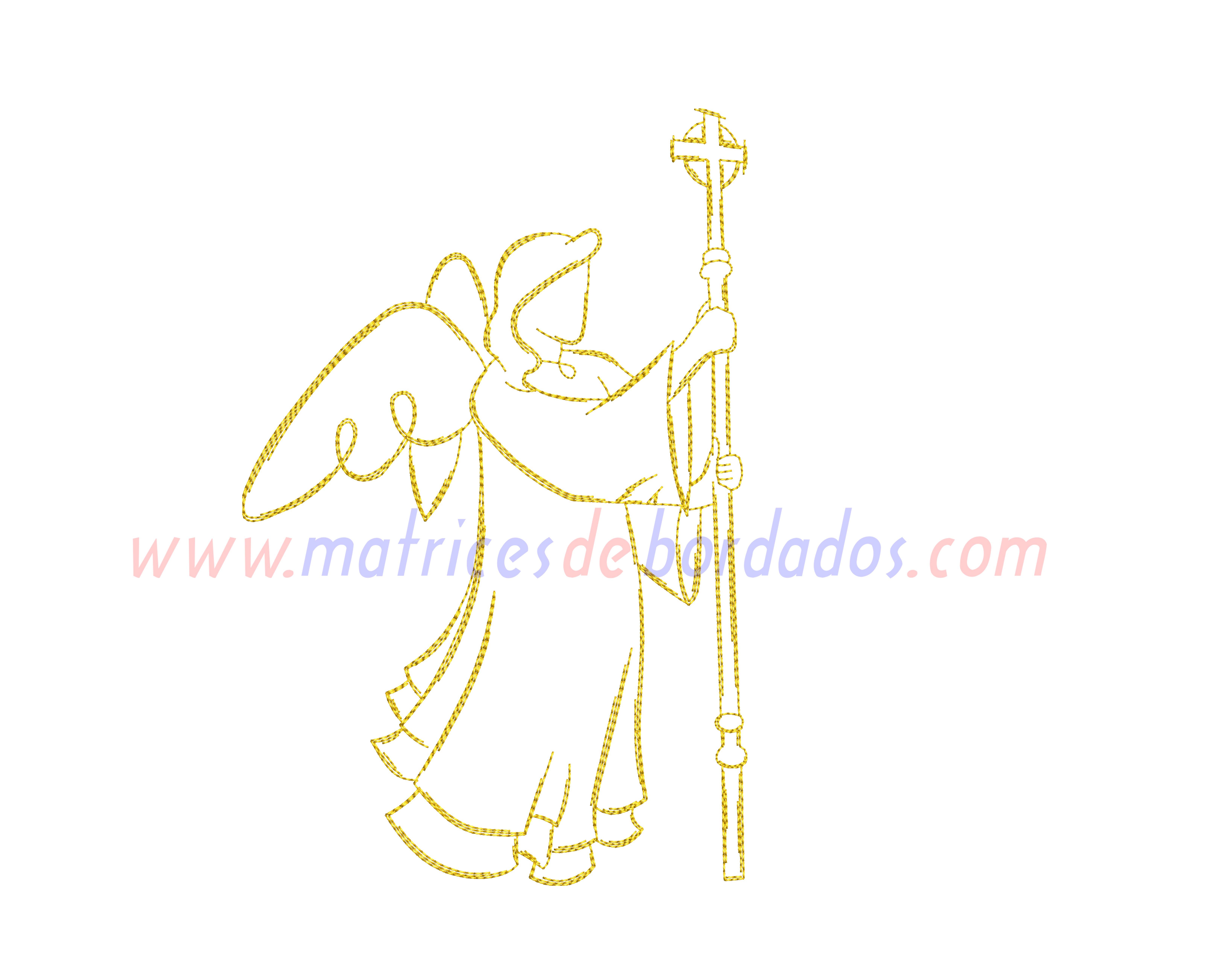 MW84ZH - Angel de paz