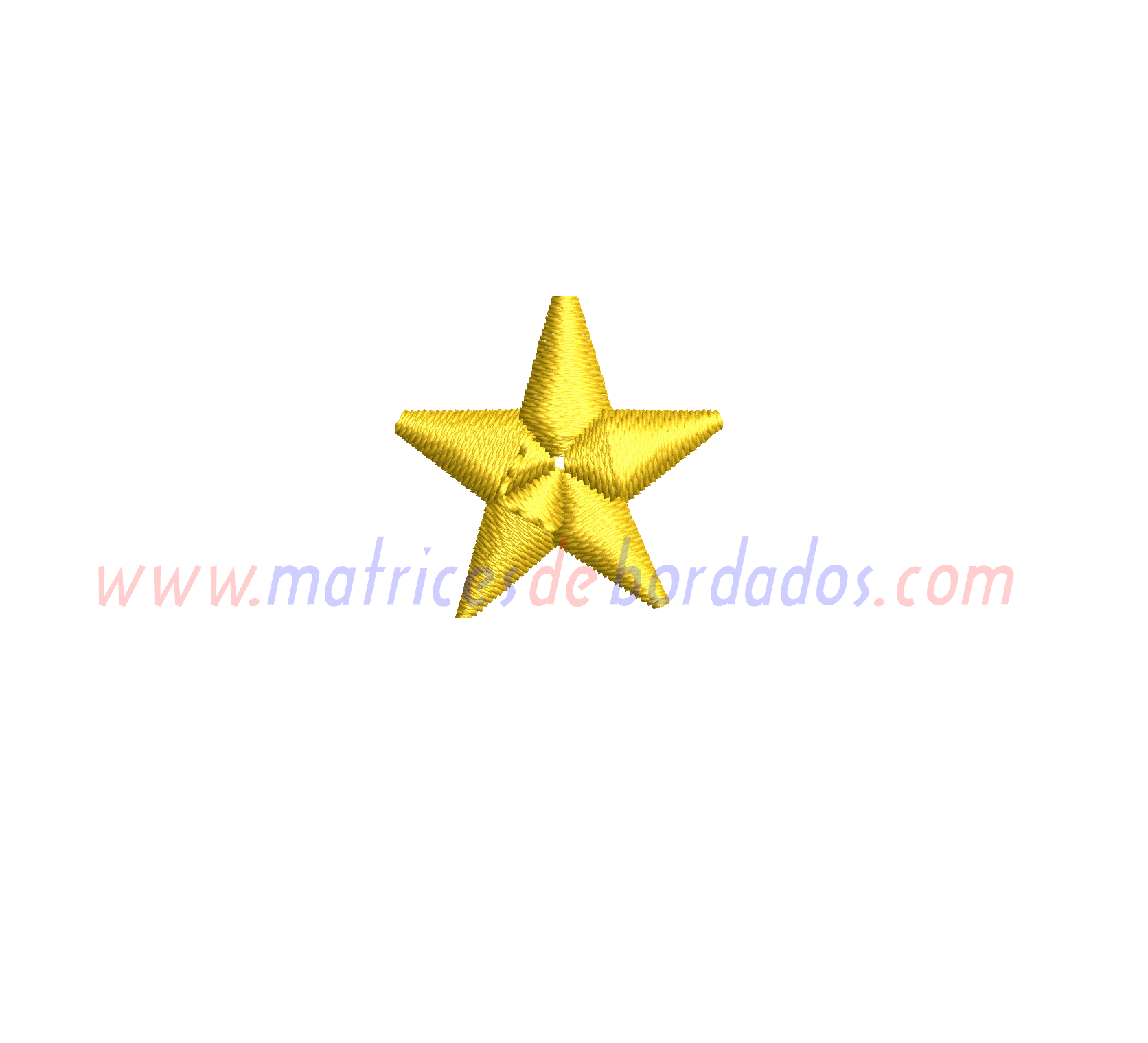 DA21AN - Estrella pequeña