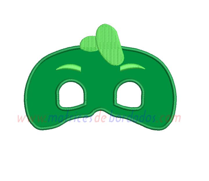 GC59YK - Máscara de Gekko de PJ Mask