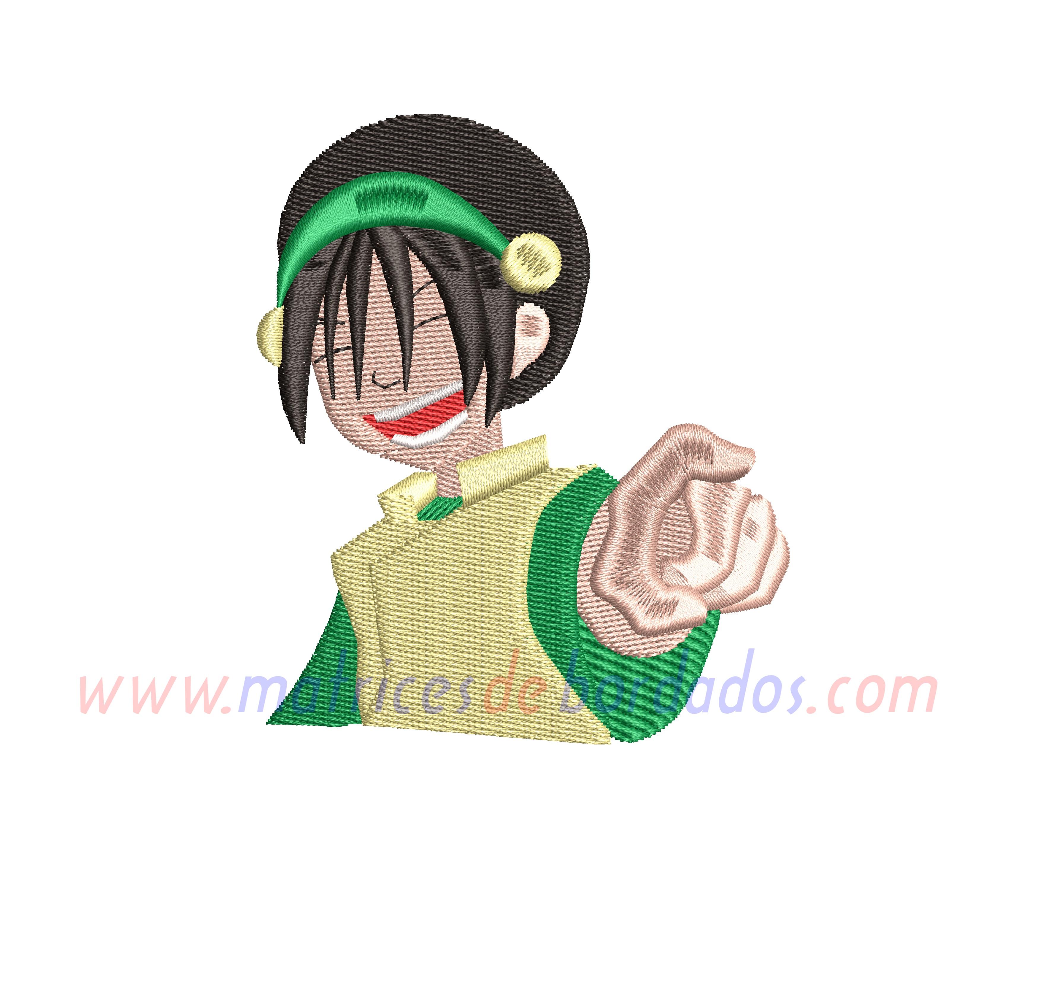 DP28GB - Toph de avatar