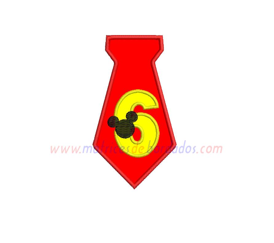 UN77PH - Número seis Mickey