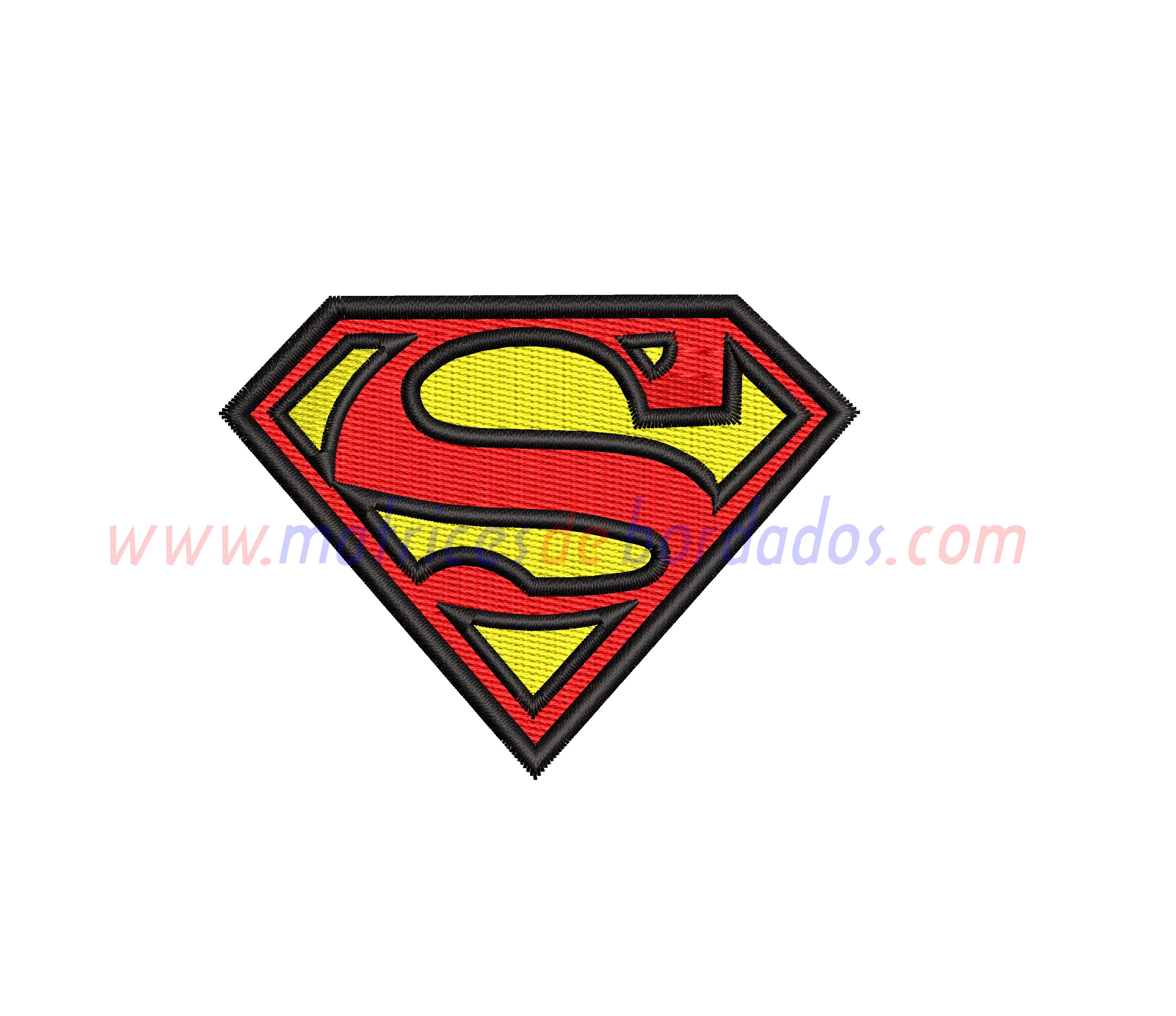 MH44ZH - Logo Superman