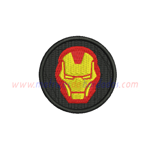 FG63DY - Logo Ironman