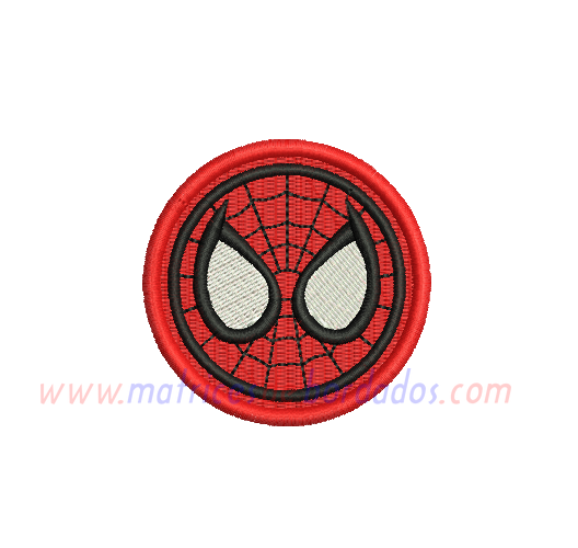 SG23XF - Logo Spiderman