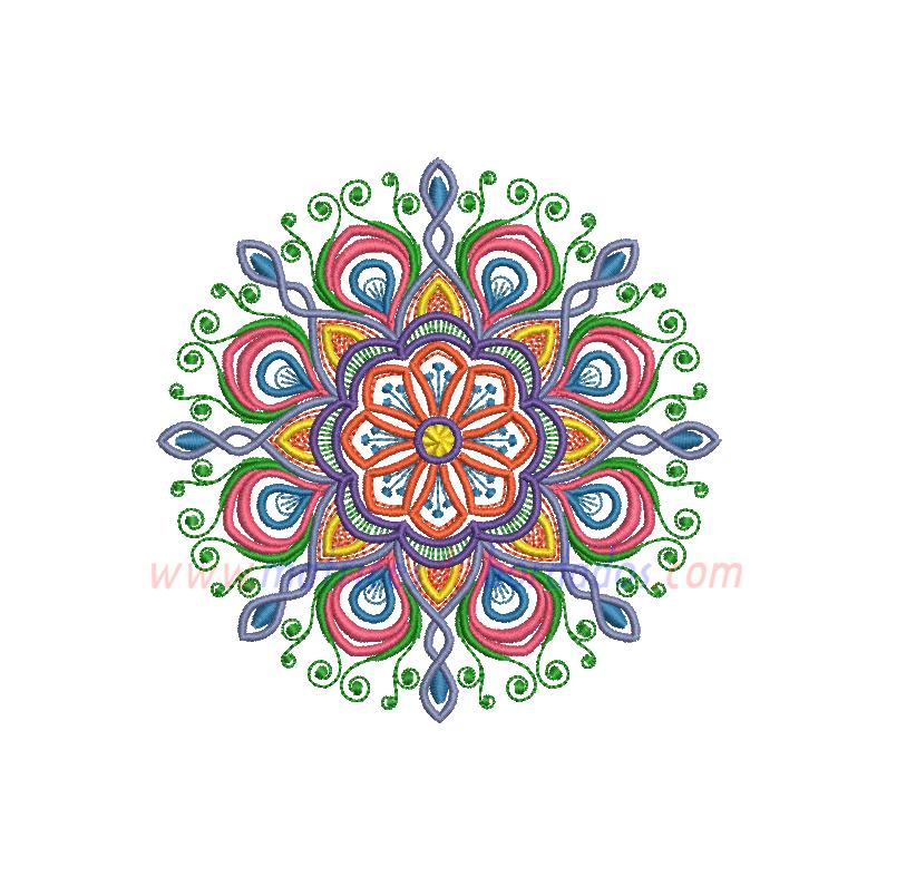 AZ61ZM - Mandala
