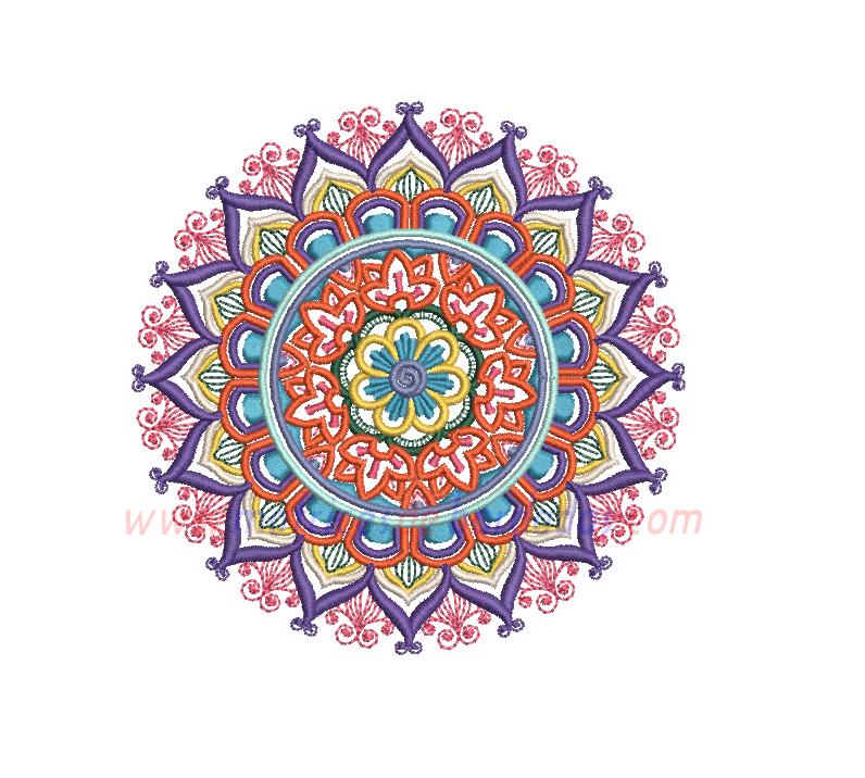 EC63XG - Mandala