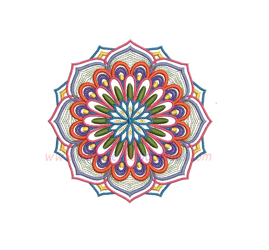 AW92YD - Mandala