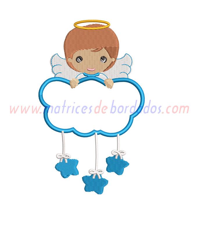 RN67CN - Angel de la guarda niño