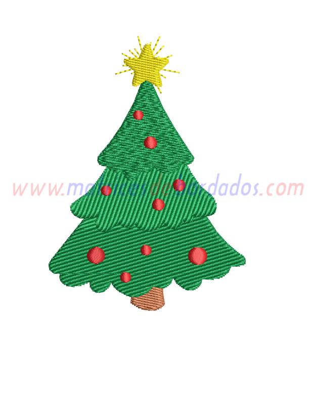 WM96HS - Árbol de Navidad