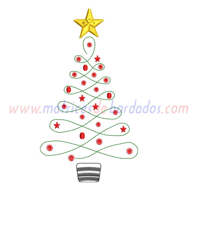 GF83HK - Árbol de Navidad
