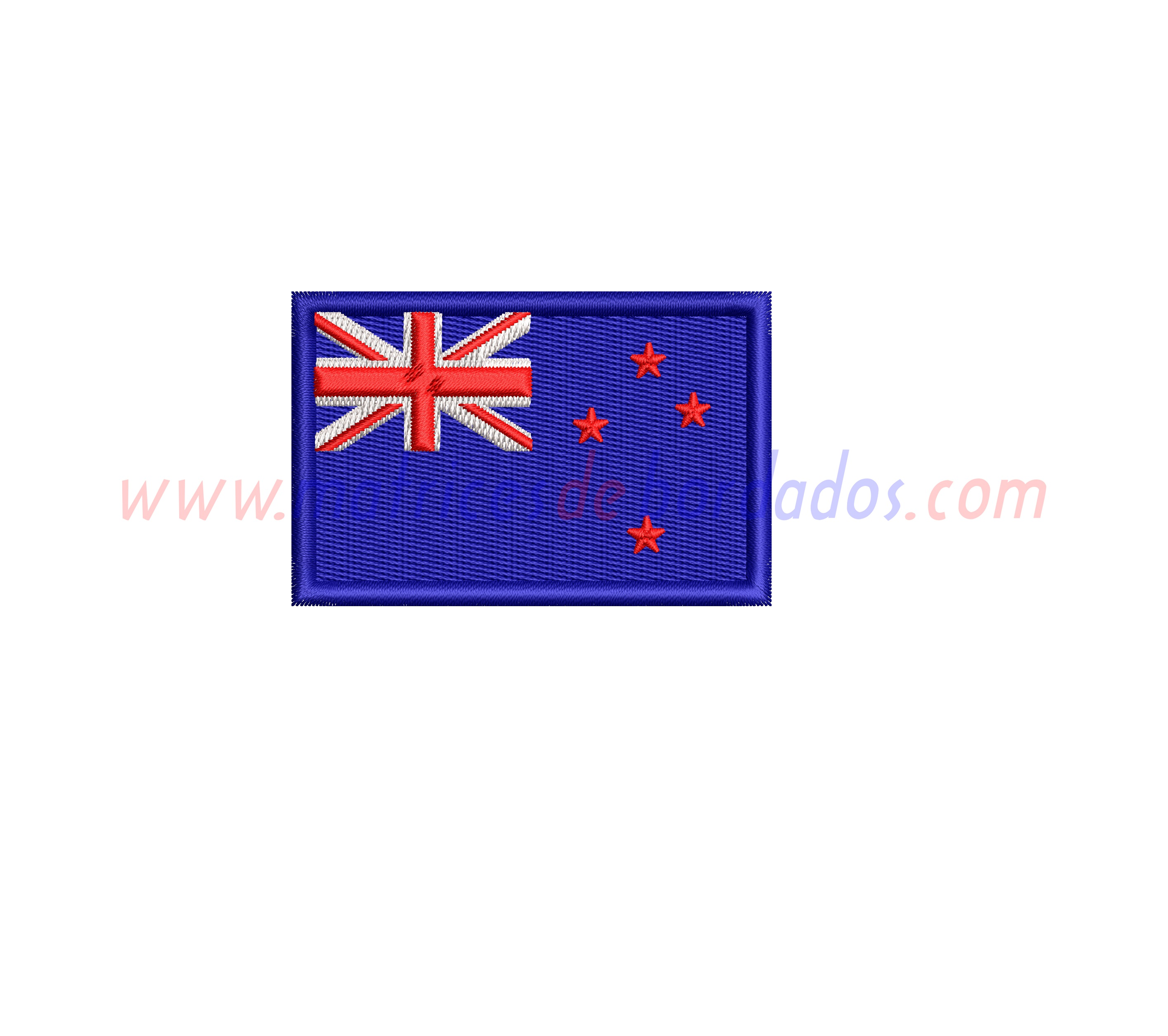 BA47TB - Bandera de Nueva Zelanda